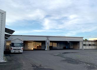 栃木工場外観